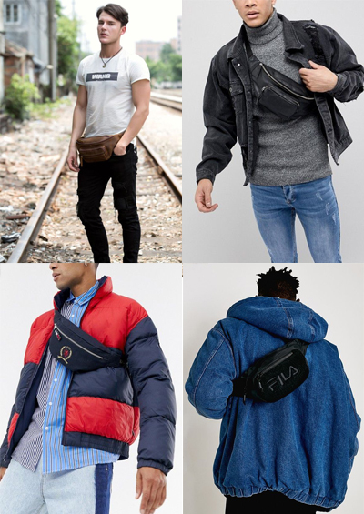 fanny pack men's fashion trends for 2018