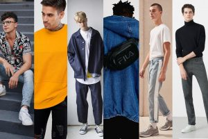 Top 7 Men's Fashion Trends For 2018