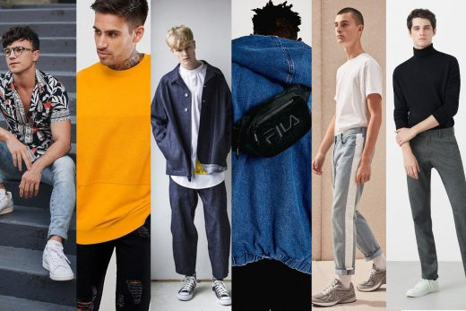 top 2018 men's fashion trends header
