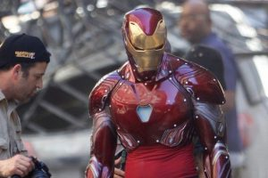 Is It Possible To Build A Nanotech Suit Like Iron Man In Avengers Infinity War?