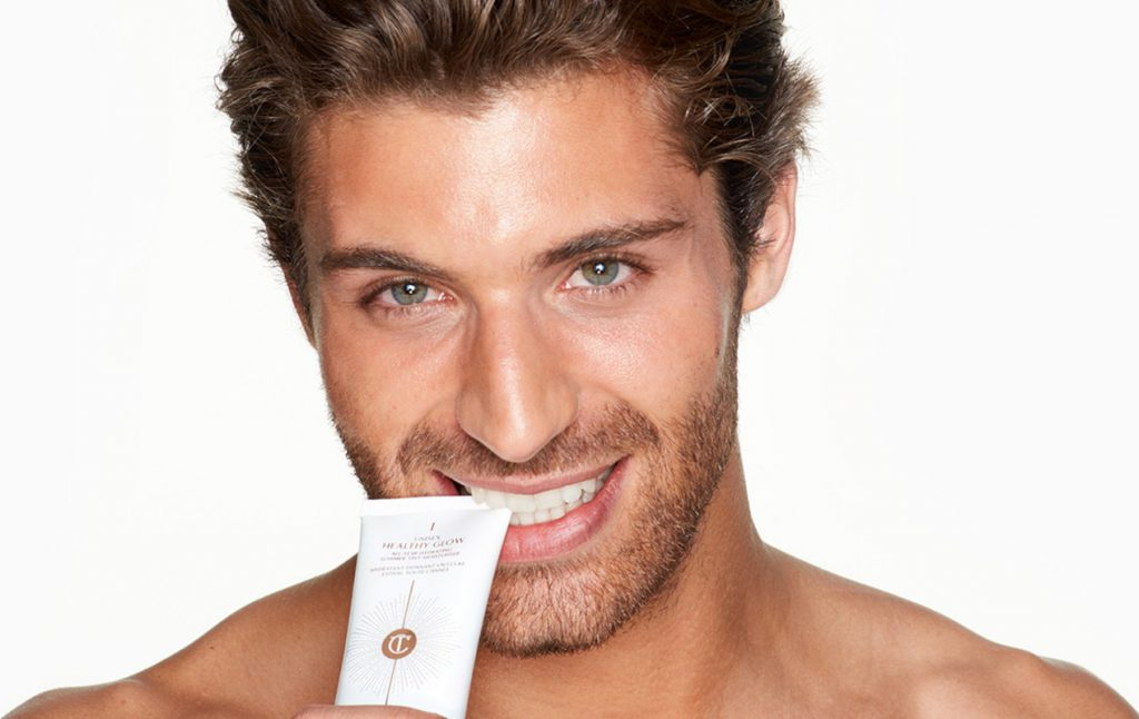 take care of your skin like a model