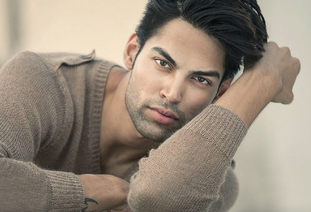best male models in india