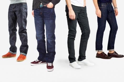 Types Of Jeans Fit For Men For Every Body Type