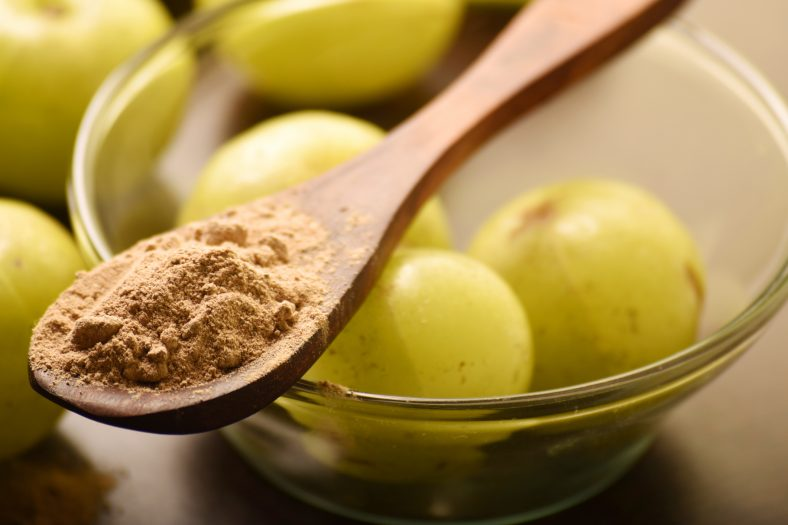 amla benefits for premature hair graying