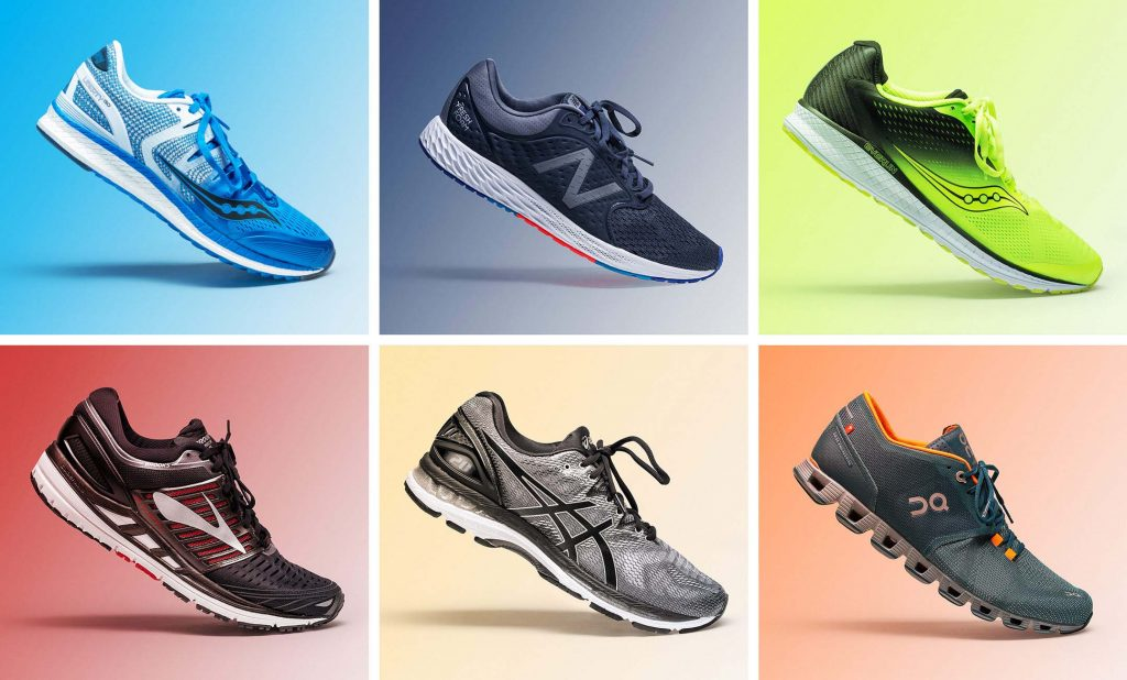 what are the best running shoe brands