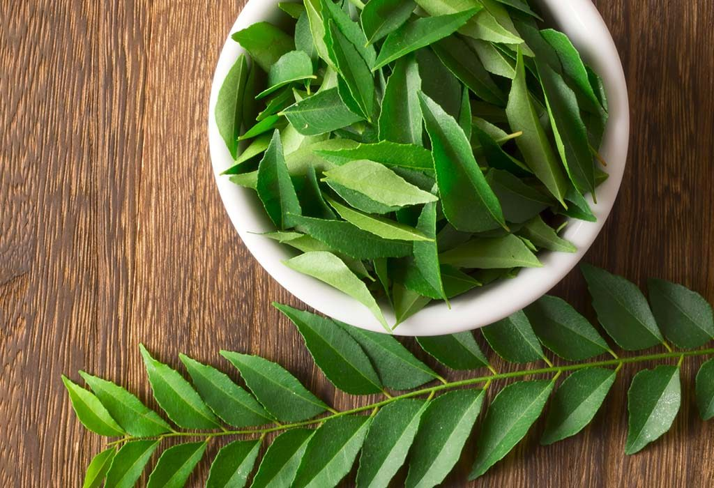 curry leaves benefits for premature hair graying