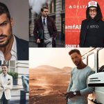 Instagram profiles for men's fashion