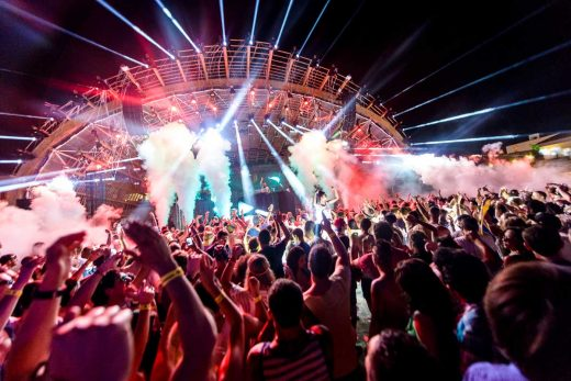 new year party destinations for Indians