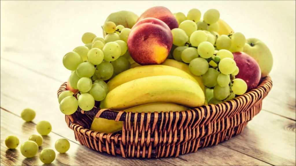 have fruits to get rid of hangover