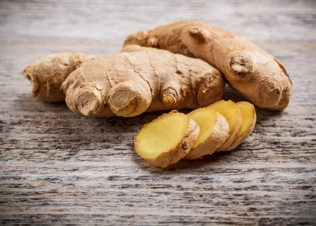 have ginger for hangover