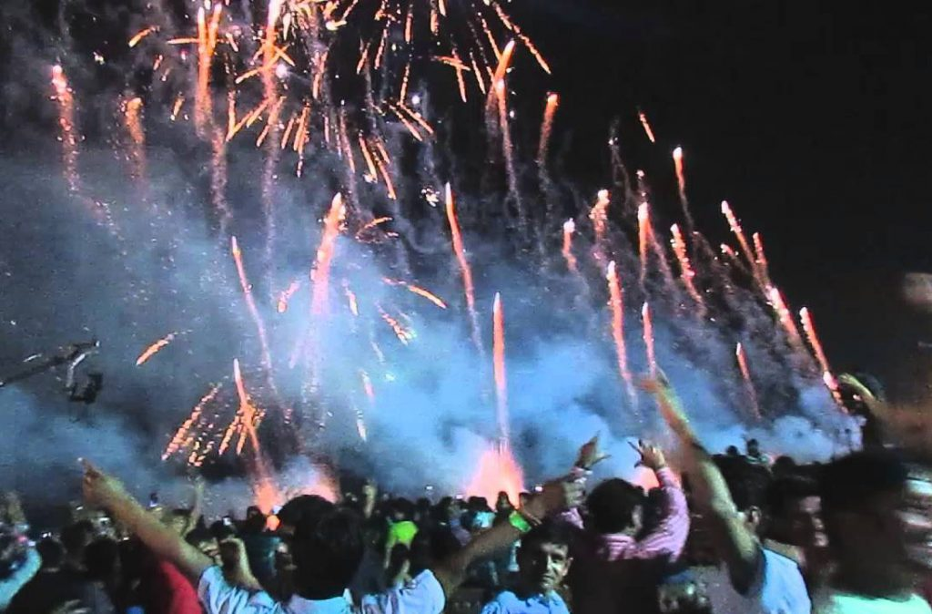 new year party destination diu