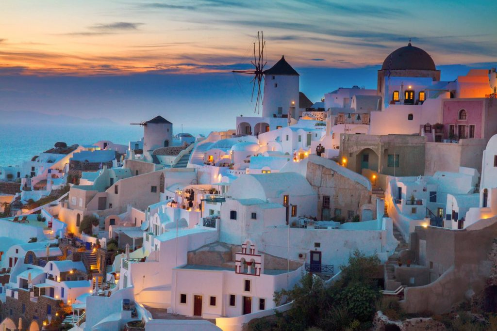 new year party destination greece