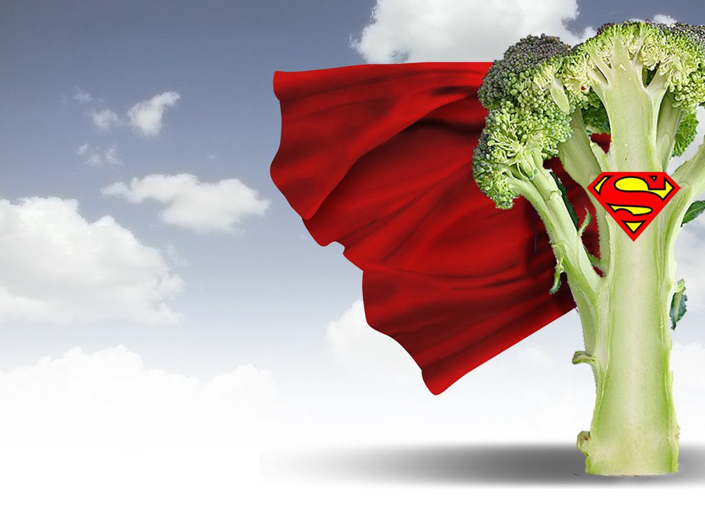 why superfoods are called super