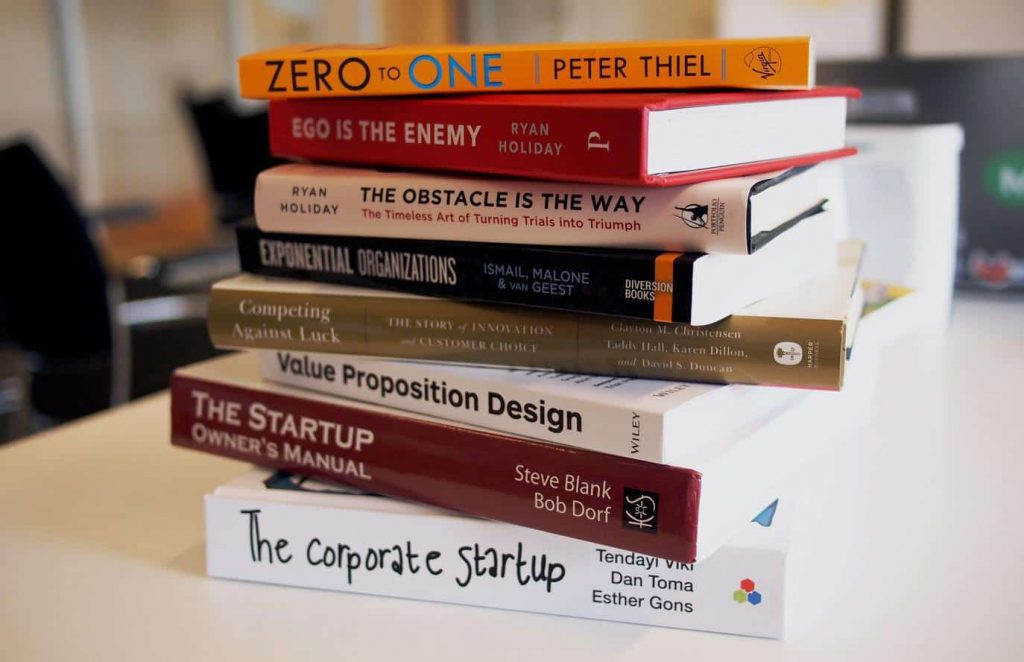 Must-read books for young entrepreneurs