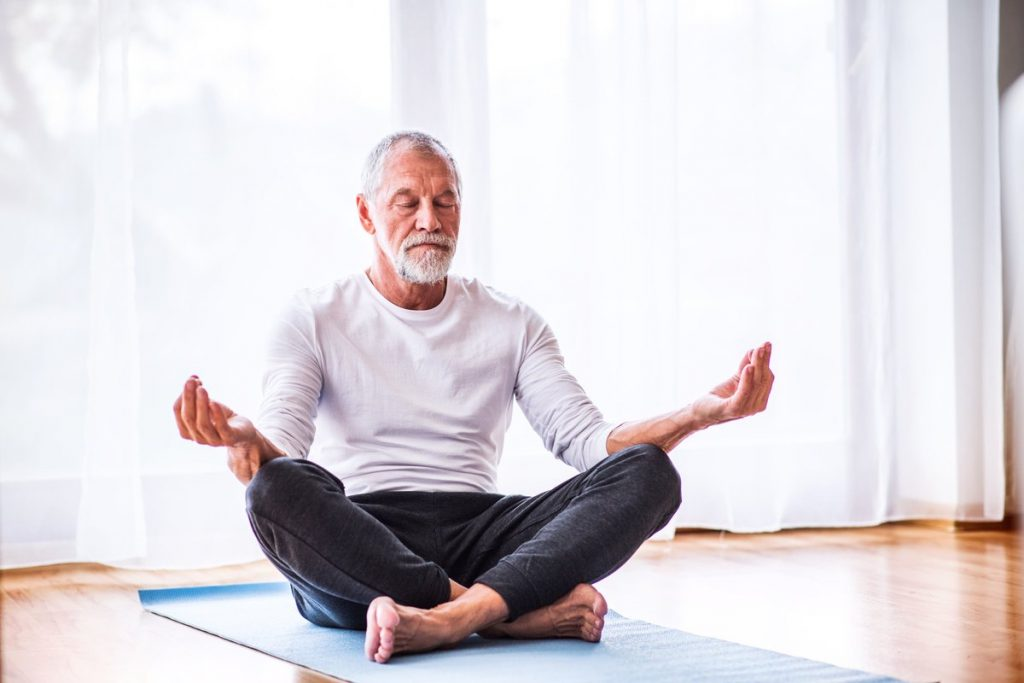 Do Yoga To Stay Young From Inside Even After 50