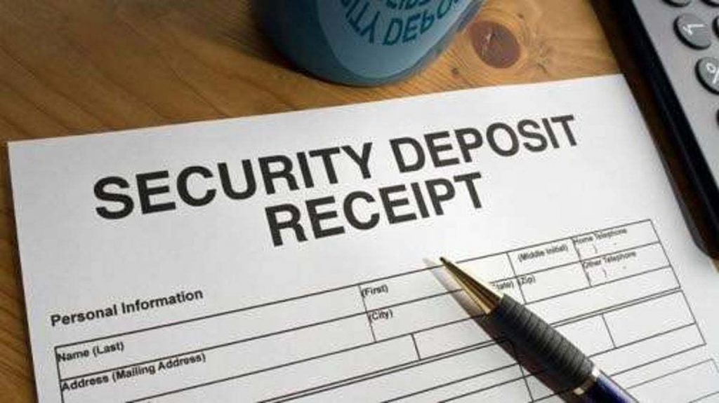How Much Security Deposit You Should Pay In India