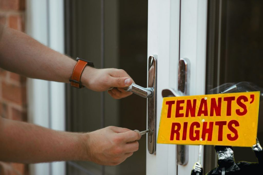 tenant rights in India In 2020