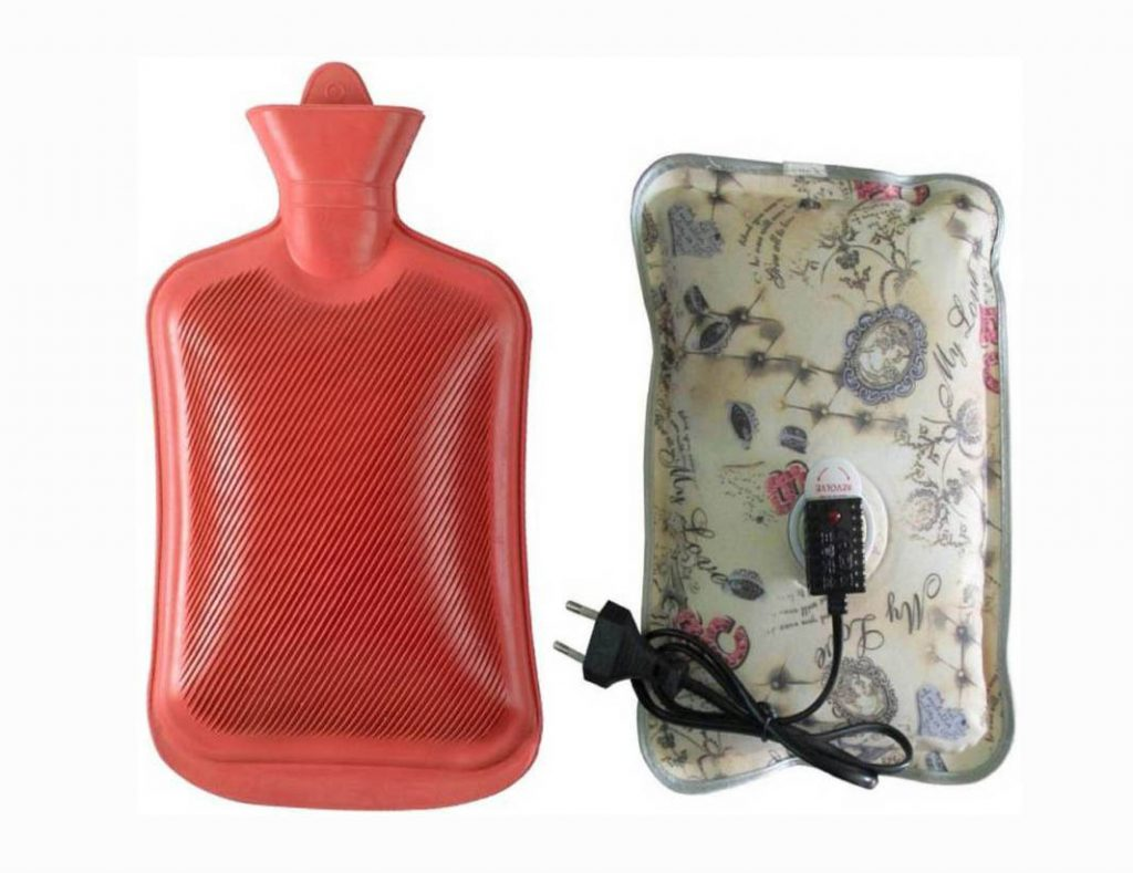 hot water bags for winter to keep you warm