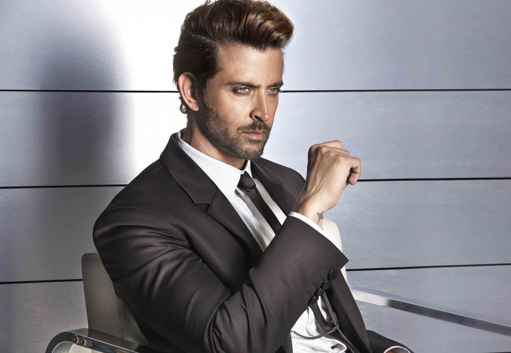 self confidence is very important to look like hrithik roshan