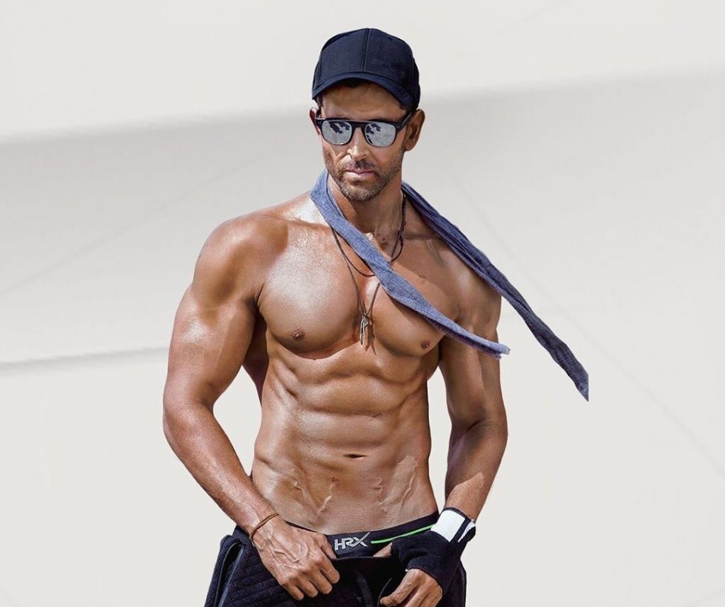 what exercise should you do to get a body like hrithik roshan