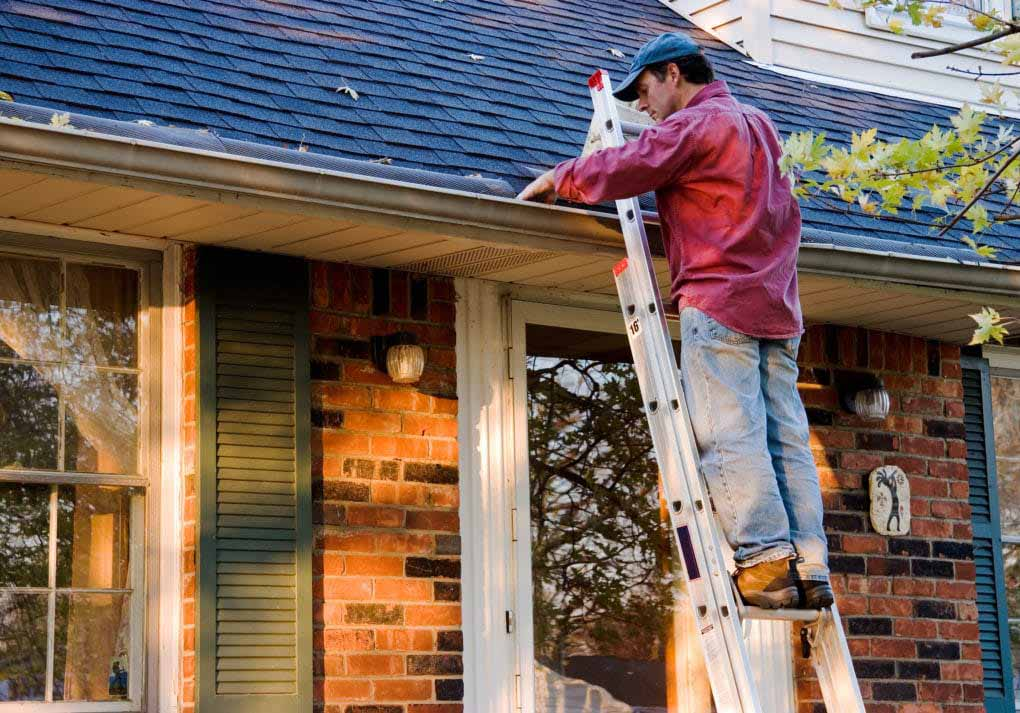 who is responsible for the maintenance of a rented house