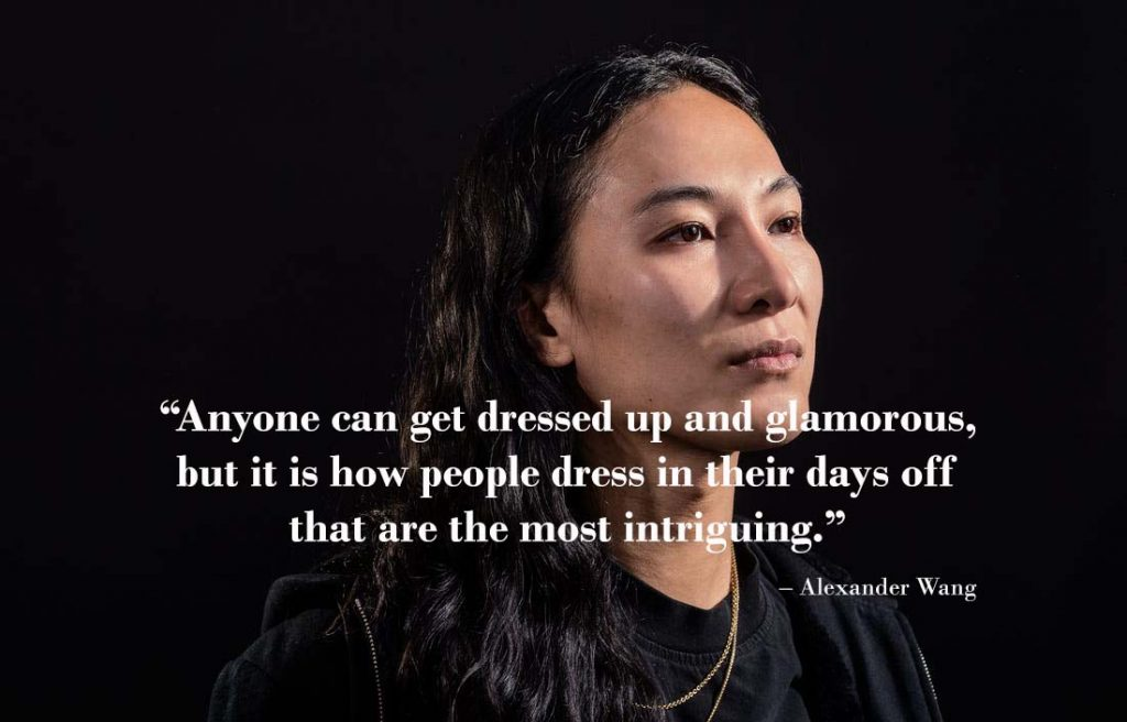 Alexander Wang Quotes In 2020