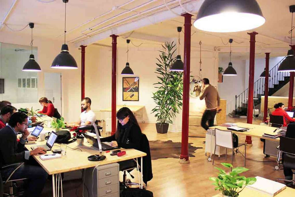 Different Types Of Co-working Space System In India