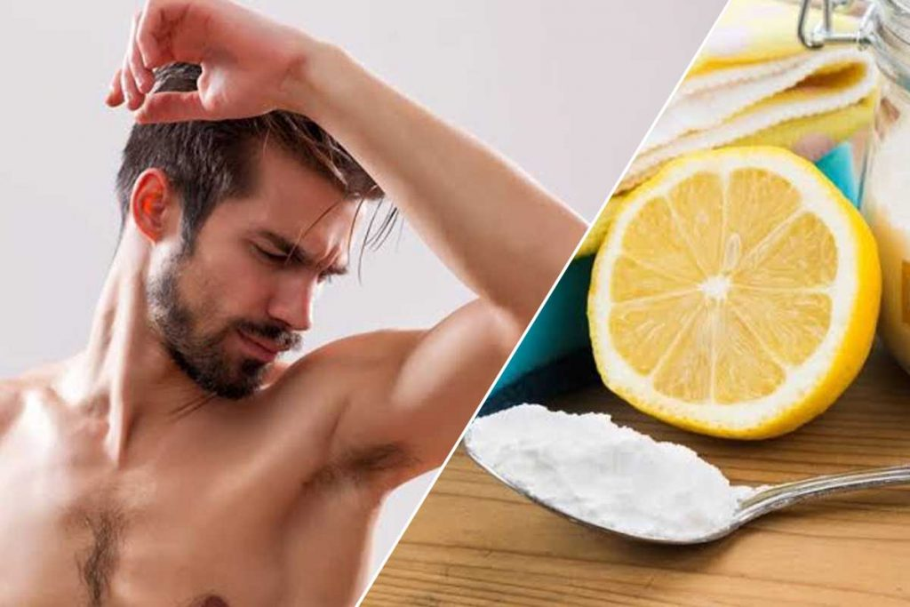 Home Remedies For Body Odor For Men