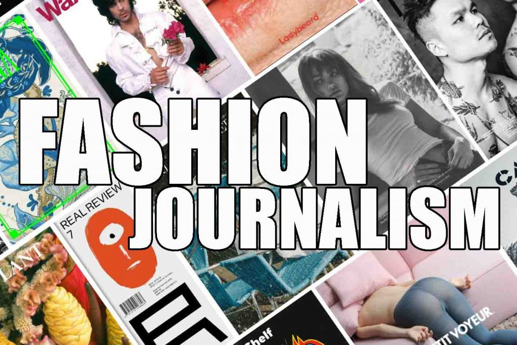 Fashion Journalism as a career in India