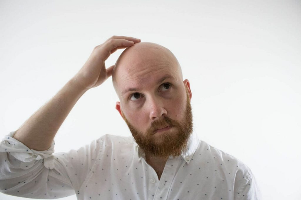 How To Take Care of Your Shaved Head