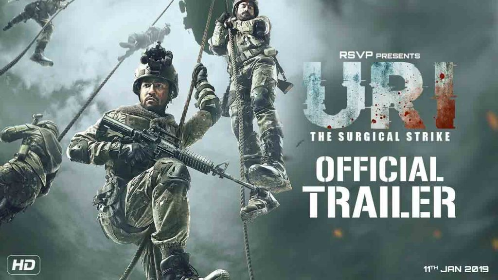 URI- The Surgical Strike