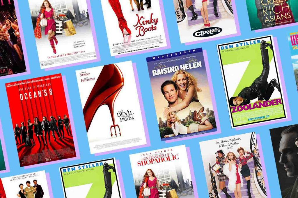 best movies on fashion