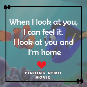 FInding Nemo Movie Quotes