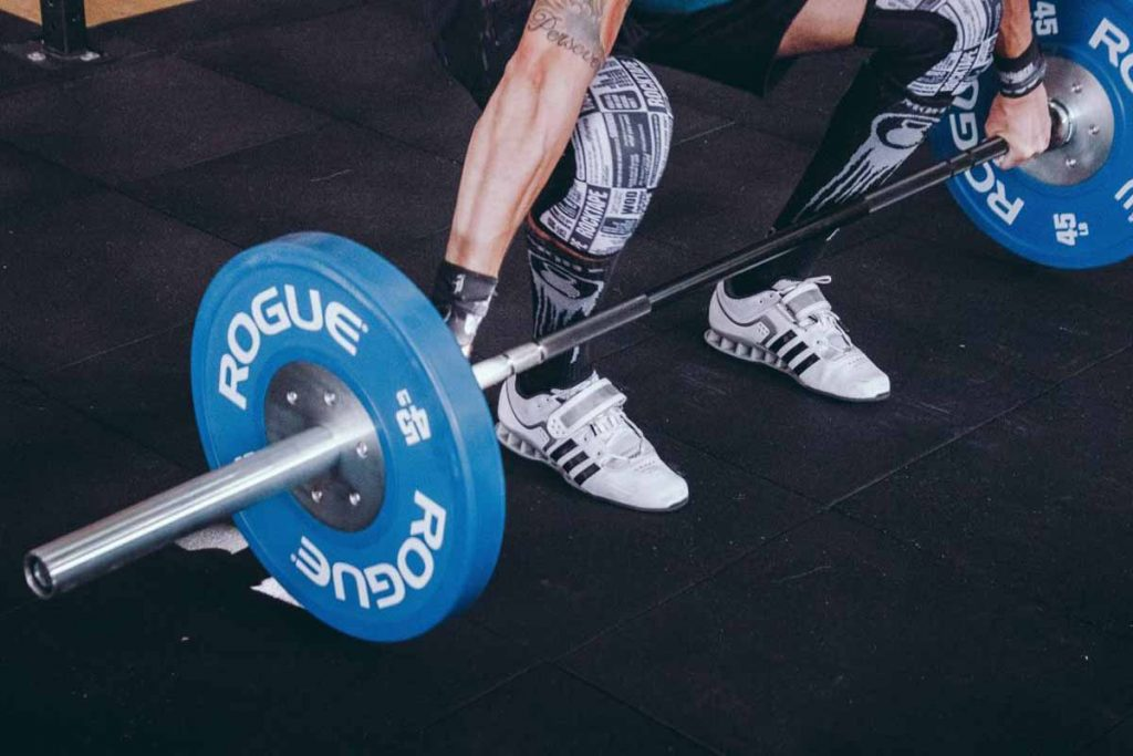 Men weightlifting shoes For Gym