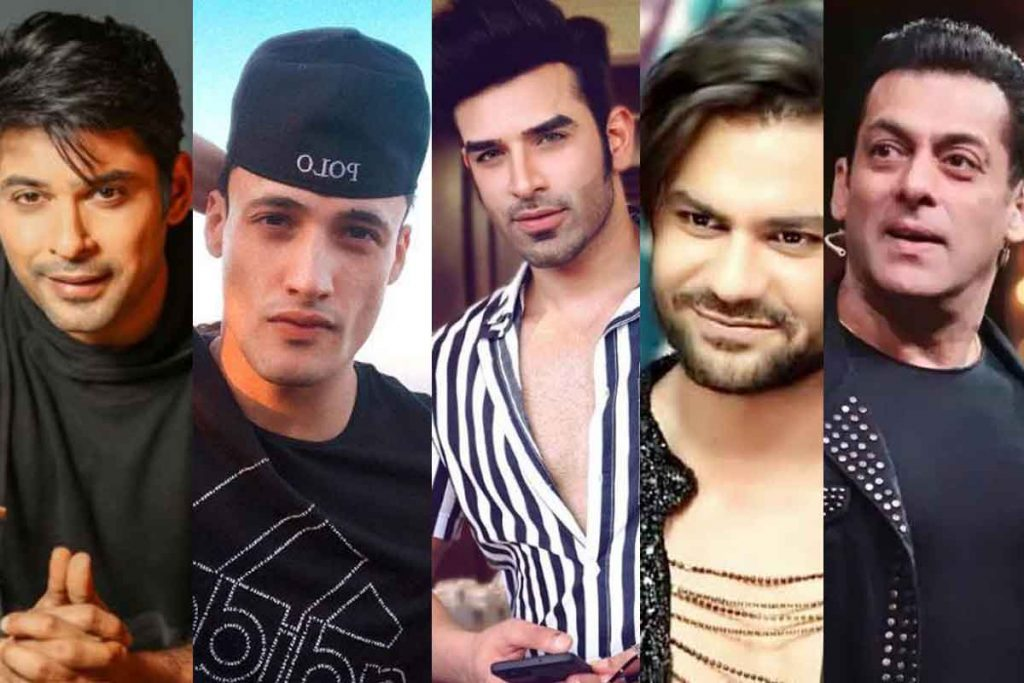 Top 5 Most Fashionable Celebrities In Bigg Boss 13