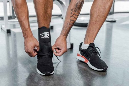 types of shoes for gym