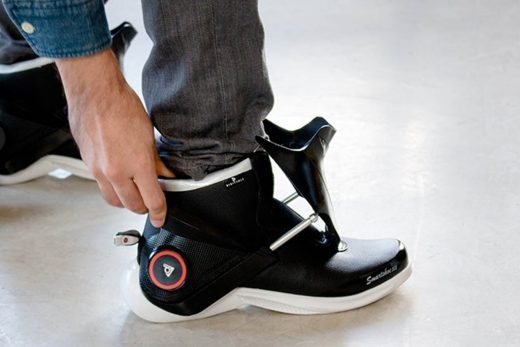 what are smart shoes