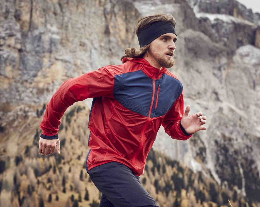 men gym outfit running jackets fashion