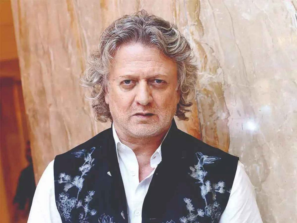 top fashion designer Rohit Bal