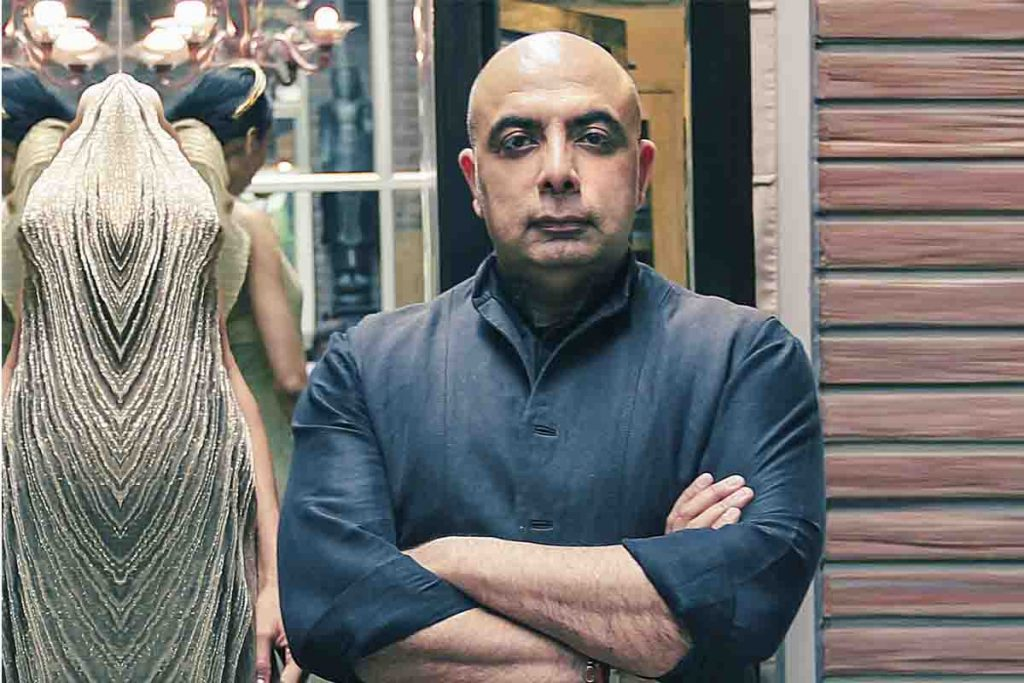 top fashion designer Tarun Tahiliani