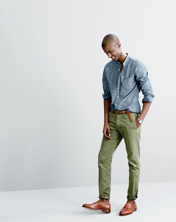 Men Chino Outfit