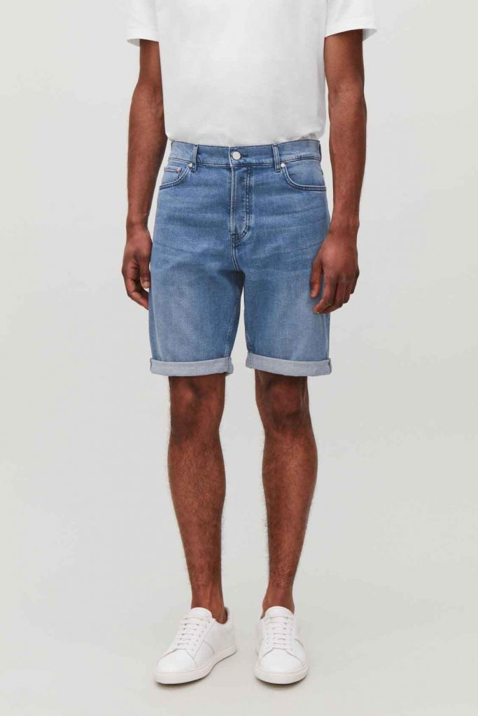 Men Denim Shorts For Summer