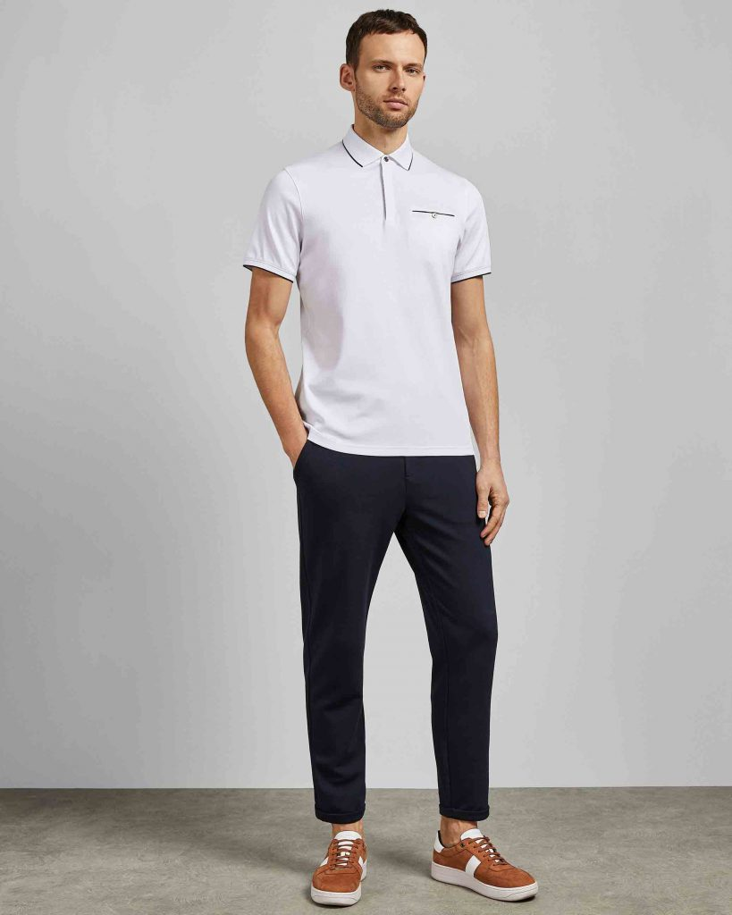 Men Polo Shirt Fashion