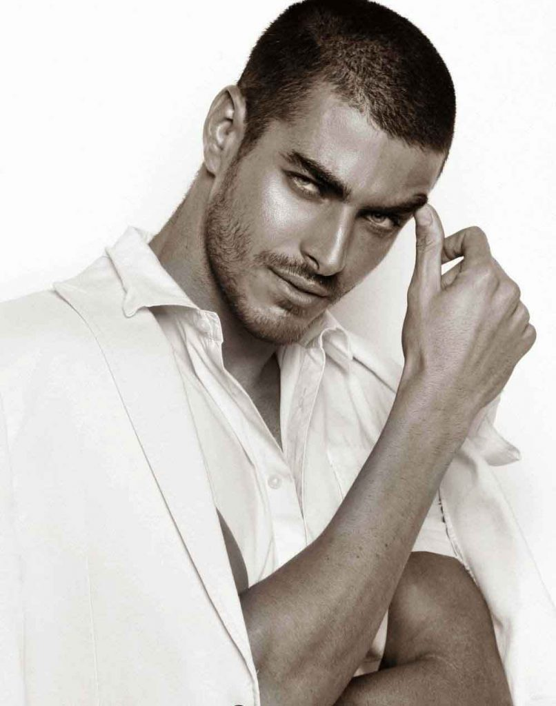 Men's Hairstyle The Buzz Cut