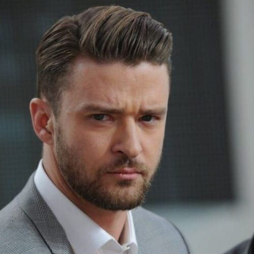 Men's Haistyle  Side Parting