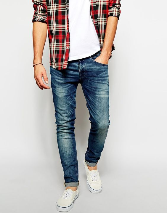 Mens Jeans Fashion For Summer