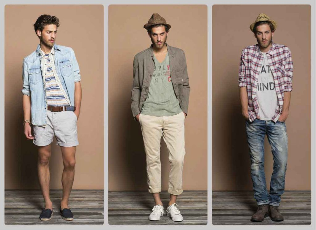 summer outfit ideas for Indian men