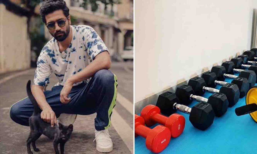 Vicky Kaushal Spending Time During Corona Virus Outbreak