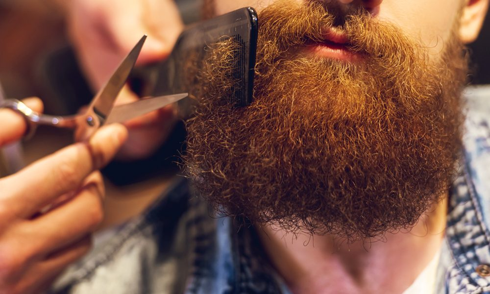 Trim Your Beard In Summers