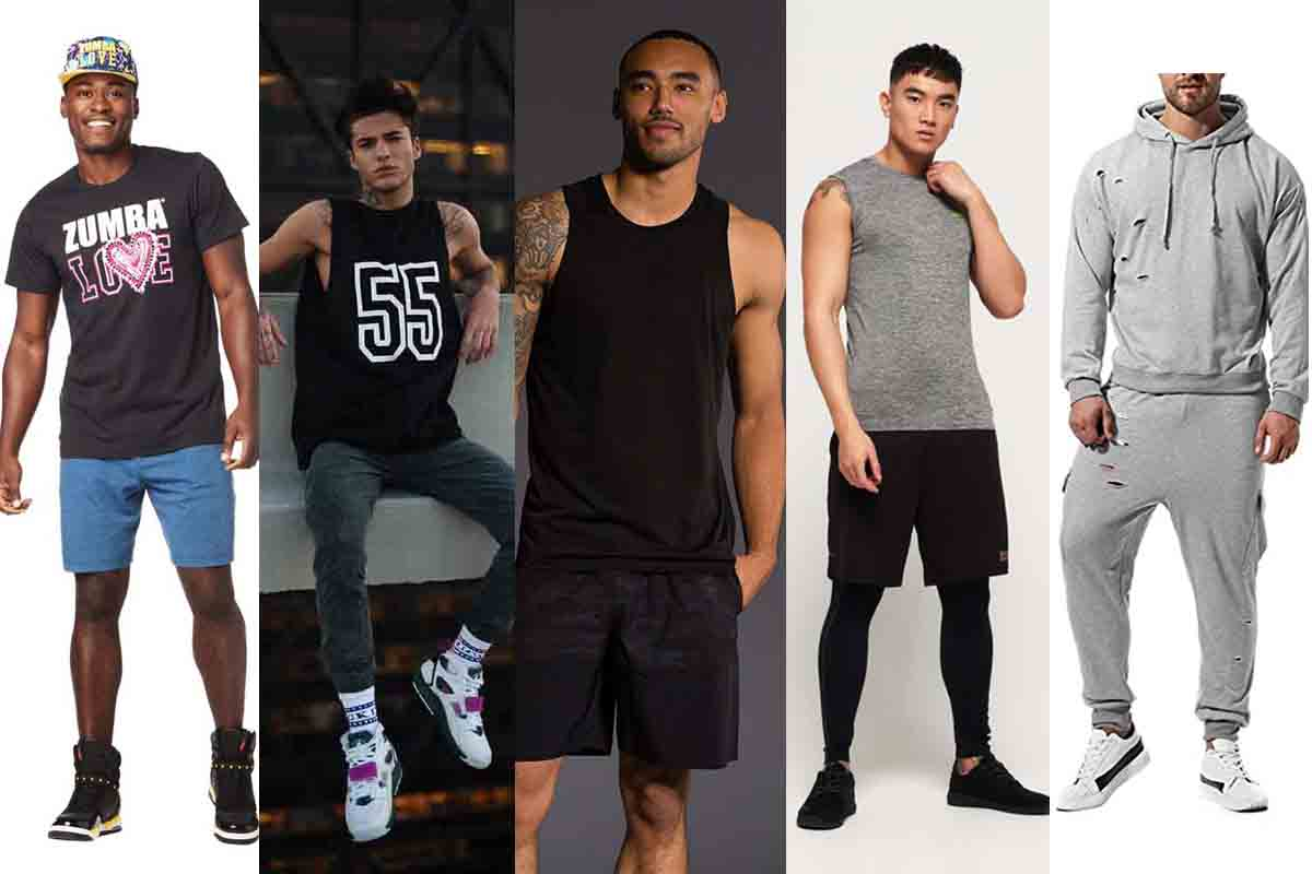 29 Super Cool Zumba Outfit Ideas For Men - MENSOPEDIA